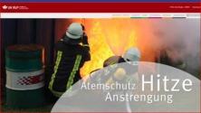 Feuerwehrsport; Unfallkasse Rheinland-Pfalz